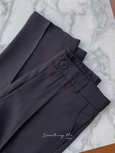 BF210403 限時自訂發售 - 美臀雪紡西裝褲