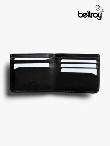 WHSE (出清不退換)澳洲 bellroy - 防盜RFID! Hide&Seek橫式皮革短夾/H