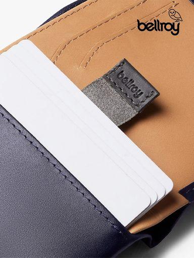 WNSC 澳洲 bellroy - 防盜RFID! Note Sleeve直式皮革短夾