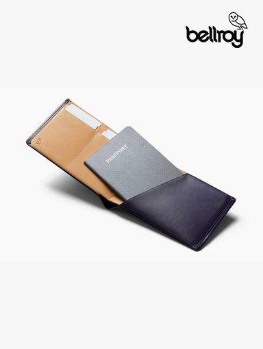 WTRB (出清不退換)澳洲 bellroy - 防盜RFID! 旅行專用防水皮革短夾